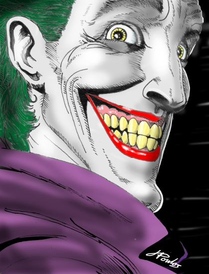 Joker by jpoulos2561
